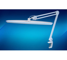 LUXURY led lamp with a blue backlight