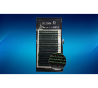 Cilia BLISS OMBRE Green with black base